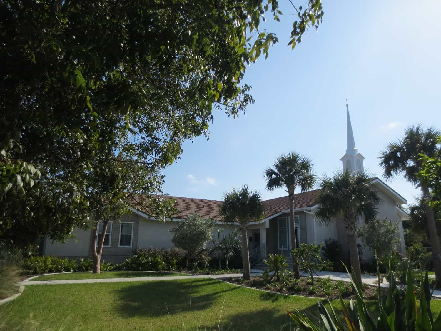 Church of Later Day Saints - Key West