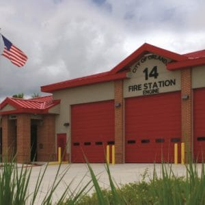 City of Orlando - Firestation #14