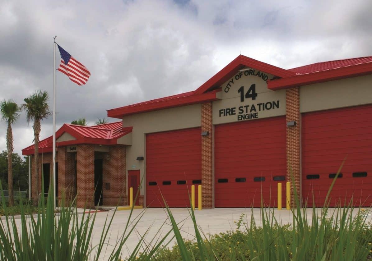 City of Orlando - Firestation #14