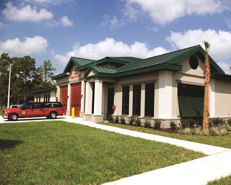 City of Orlando - Firestation #15