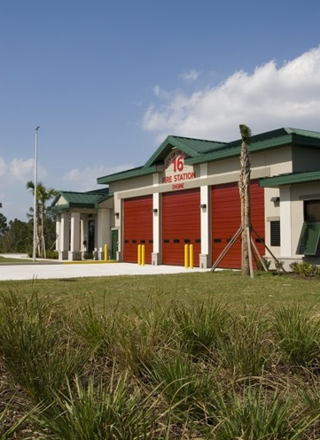 City of Orlando - Firestation #16