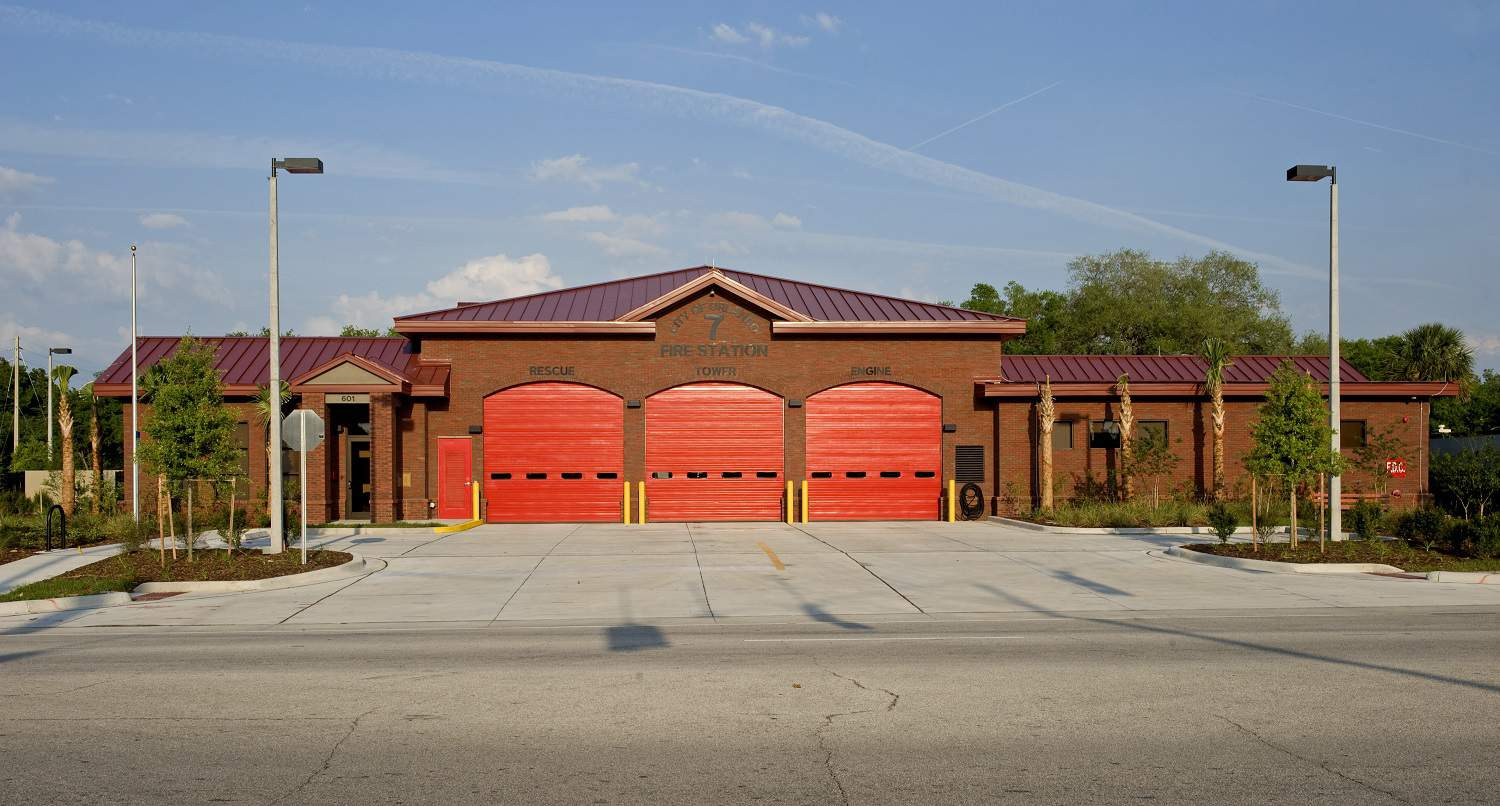 City of Orlando - Firestation #7