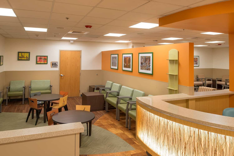 Florida Hospital Pediatric Imaging Medical Facility