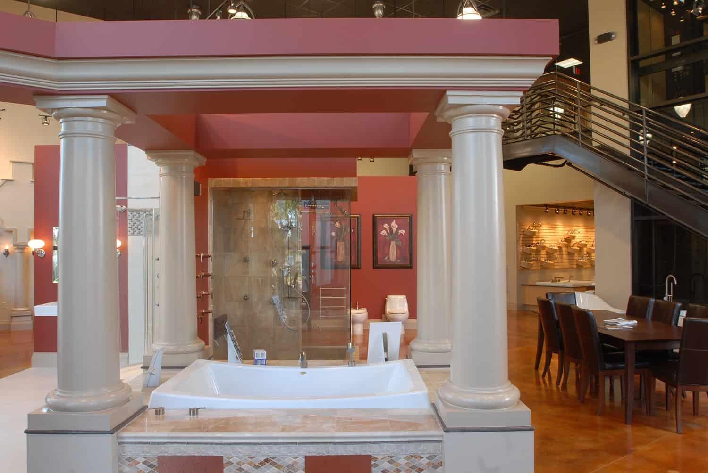 Hughes Supply Kitchen and Bath Showroom