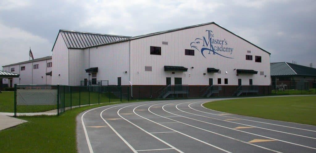 Masters Academy - Gym Addition