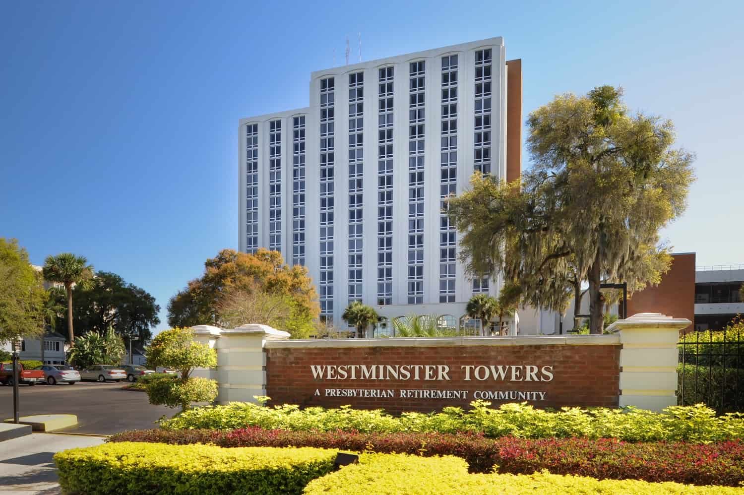 Westminster Towers Renovations