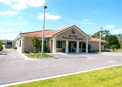 McAbee Veterinary Hospital