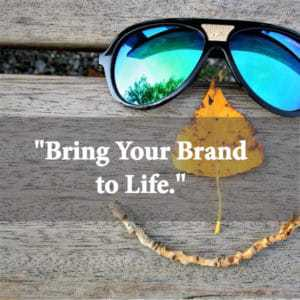 happy face-bring your brand to life
