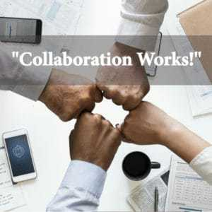 collaborative team work