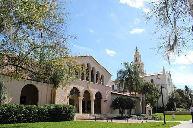 Rollins College - Annie Russell Theater