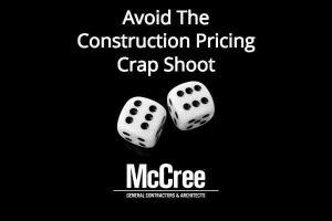 dice. avoid the crap shoot